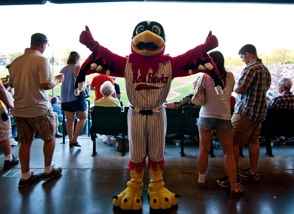 North Dakota Senior Games : FM RedHawks Baseball Game
